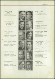 Page 13, 1940 Edition, Pittsburg High School - Purple and White Yearbook (Pittsburg, KS) online yearbook collection