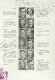 Page 17, 1941 Edition, Pittsburg High School - Purple and White Yearbook (Pittsburg, KS) online yearbook collection