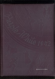 1942 Edition, Pittsburg High School - Purple and White Yearbook (Pittsburg, KS)