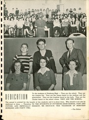 Page 9, 1942 Edition, Pittsburg High School - Purple and White Yearbook (Pittsburg, KS) online yearbook collection
