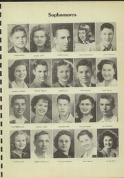 Page 25, 1947 Edition, Pittsburg High School - Purple and White Yearbook (Pittsburg, KS) online yearbook collection