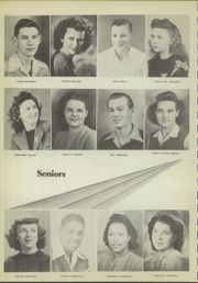 Page 90, 1947 Edition, Pittsburg High School - Purple and White Yearbook (Pittsburg, KS) online yearbook collection