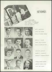 Page 16, 1949 Edition, Pittsburg High School - Purple and White Yearbook (Pittsburg, KS) online yearbook collection