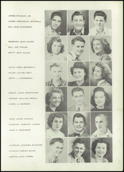 Page 17, 1949 Edition, Pittsburg High School - Purple and White Yearbook (Pittsburg, KS) online yearbook collection