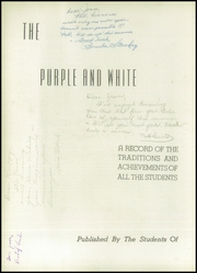Page 6, 1949 Edition, Pittsburg High School - Purple and White Yearbook (Pittsburg, KS) online yearbook collection
