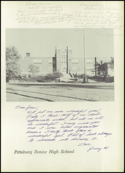 Page 7, 1949 Edition, Pittsburg High School - Purple and White Yearbook (Pittsburg, KS) online yearbook collection
