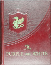 1951 Edition, Pittsburg High School - Purple and White Yearbook (Pittsburg, KS)