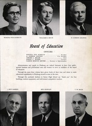 Page 13, 1954 Edition, Pittsburg High School - Purple and White Yearbook (Pittsburg, KS) online yearbook collection