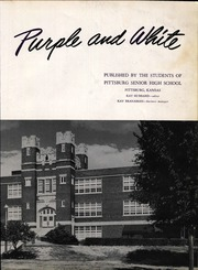 Page 7, 1954 Edition, Pittsburg High School - Purple and White Yearbook (Pittsburg, KS) online yearbook collection