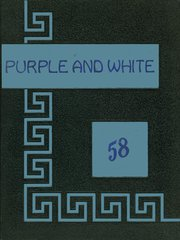 Page 1, 1958 Edition, Pittsburg High School - Purple and White Yearbook (Pittsburg, KS) online yearbook collection