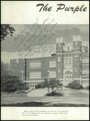 Page 6, 1958 Edition, Pittsburg High School - Purple and White Yearbook (Pittsburg, KS) online yearbook collection