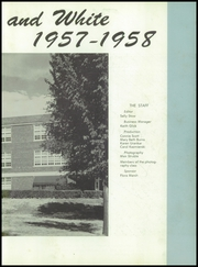 Page 7, 1958 Edition, Pittsburg High School - Purple and White Yearbook (Pittsburg, KS) online yearbook collection