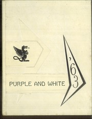 1963 Edition, Pittsburg High School - Purple and White Yearbook (Pittsburg, KS)