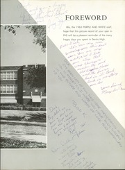 Page 7, 1963 Edition, Pittsburg High School - Purple and White Yearbook (Pittsburg, KS) online yearbook collection