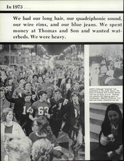 Page 8, 1973 Edition, Pittsburg High School - Purple and White Yearbook (Pittsburg, KS) online yearbook collection