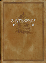 Page 1, 1918 Edition, Colorado State University Fort Collins - Silver Spruce Yearbook (Fort Collins, CO) online yearbook collection
