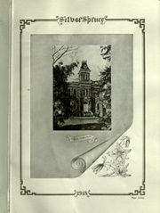 Page 17, 1918 Edition, Colorado State University Fort Collins - Silver Spruce Yearbook (Fort Collins, CO) online yearbook collection