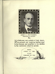Page 15, 1925 Edition, Colorado State University Fort Collins - Silver Spruce Yearbook (Fort Collins, CO) online yearbook collection