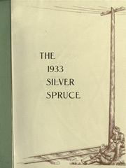 Page 5, 1933 Edition, Colorado State University Fort Collins - Silver Spruce Yearbook (Fort Collins, CO) online yearbook collection