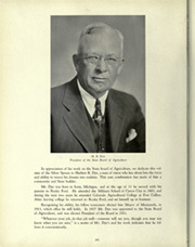 Page 10, 1937 Edition, Colorado State University Fort Collins - Silver Spruce Yearbook (Fort Collins, CO) online yearbook collection