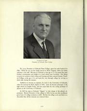 Page 14, 1937 Edition, Colorado State University Fort Collins - Silver Spruce Yearbook (Fort Collins, CO) online yearbook collection