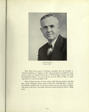 Page 15, 1937 Edition, Colorado State University Fort Collins - Silver Spruce Yearbook (Fort Collins, CO) online yearbook collection