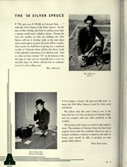 Page 166, 1938 Edition, Colorado State University Fort Collins - Silver Spruce Yearbook (Fort Collins, CO) online yearbook collection