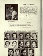 Page 226, 1938 Edition, Colorado State University Fort Collins - Silver Spruce Yearbook (Fort Collins, CO) online yearbook collection