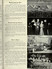 Page 229, 1938 Edition, Colorado State University Fort Collins - Silver Spruce Yearbook (Fort Collins, CO) online yearbook collection