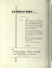 Page 420, 1938 Edition, Colorado State University Fort Collins - Silver Spruce Yearbook (Fort Collins, CO) online yearbook collection
