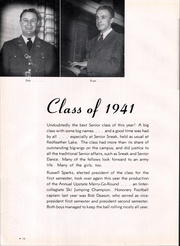 Page 14, 1941 Edition, Colorado State University Fort Collins - Silver Spruce Yearbook (Fort Collins, CO) online yearbook collection