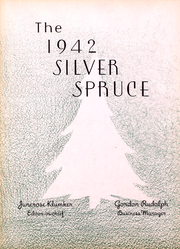Page 5, 1942 Edition, Colorado State University Fort Collins - Silver Spruce Yearbook (Fort Collins, CO) online yearbook collection