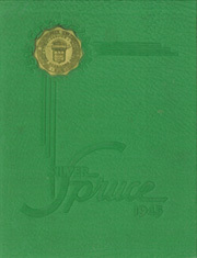 Page 1, 1945 Edition, Colorado State University Fort Collins - Silver Spruce Yearbook (Fort Collins, CO) online yearbook collection