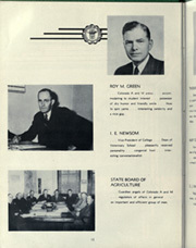 Page 16, 1945 Edition, Colorado State University Fort Collins - Silver Spruce Yearbook (Fort Collins, CO) online yearbook collection