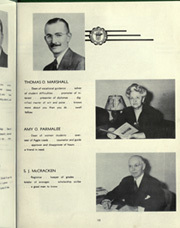 Page 17, 1945 Edition, Colorado State University Fort Collins - Silver Spruce Yearbook (Fort Collins, CO) online yearbook collection