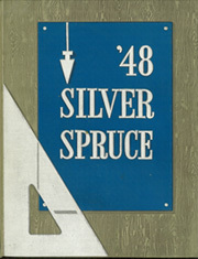 Colorado State University Fort Collins - Silver Spruce Yearbook (Fort Collins, CO) online yearbook collection, 1948 Edition, Page 1