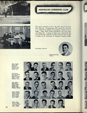 Page 110, 1949 Edition, Colorado State University Fort Collins - Silver Spruce Yearbook (Fort Collins, CO) online yearbook collection