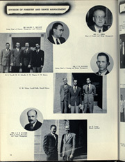 Page 20, 1949 Edition, Colorado State University Fort Collins - Silver Spruce Yearbook (Fort Collins, CO) online yearbook collection
