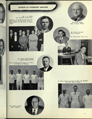 Page 21, 1949 Edition, Colorado State University Fort Collins - Silver Spruce Yearbook (Fort Collins, CO) online yearbook collection