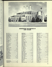 Page 305, 1949 Edition, Colorado State University Fort Collins - Silver Spruce Yearbook (Fort Collins, CO) online yearbook collection