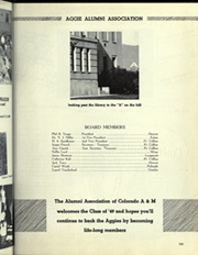 Page 329, 1949 Edition, Colorado State University Fort Collins - Silver Spruce Yearbook (Fort Collins, CO) online yearbook collection