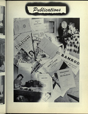 Page 35, 1949 Edition, Colorado State University Fort Collins - Silver Spruce Yearbook (Fort Collins, CO) online yearbook collection