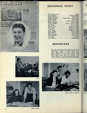 Page 36, 1949 Edition, Colorado State University Fort Collins - Silver Spruce Yearbook (Fort Collins, CO) online yearbook collection