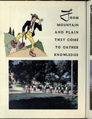 Page 6, 1949 Edition, Colorado State University Fort Collins - Silver Spruce Yearbook (Fort Collins, CO) online yearbook collection