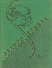 Colorado State University Fort Collins - Silver Spruce Yearbook (Fort Collins, CO) online yearbook collection, 1951 Edition, Page 1