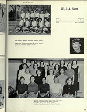 Page 289, 1954 Edition, Colorado State University Fort Collins - Silver Spruce Yearbook (Fort Collins, CO) online yearbook collection