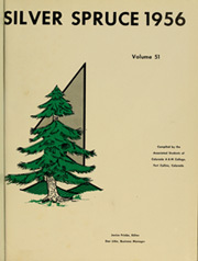 Page 5, 1956 Edition, Colorado State University Fort Collins - Silver Spruce Yearbook (Fort Collins, CO) online yearbook collection