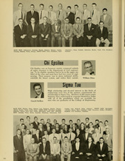 Page 144, 1958 Edition, Colorado State University Fort Collins - Silver Spruce Yearbook (Fort Collins, CO) online yearbook collection