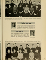 Page 147, 1958 Edition, Colorado State University Fort Collins - Silver Spruce Yearbook (Fort Collins, CO) online yearbook collection