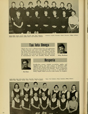 Page 150, 1958 Edition, Colorado State University Fort Collins - Silver Spruce Yearbook (Fort Collins, CO) online yearbook collection